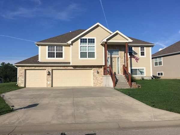Typical 4 bedroom home in Crown Estates (newer construction)