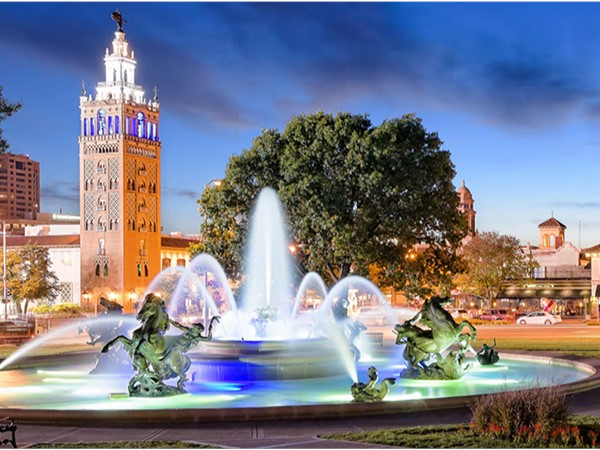 Beautiful Country Club Plaza