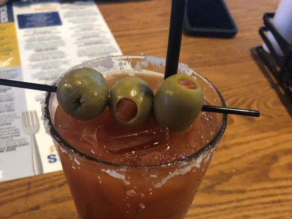 The Landing is the best for Sunday afternoon and bloody marys