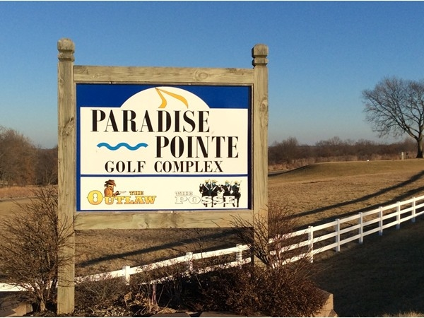 Great day for golf at Paradise Pointe in Smithville