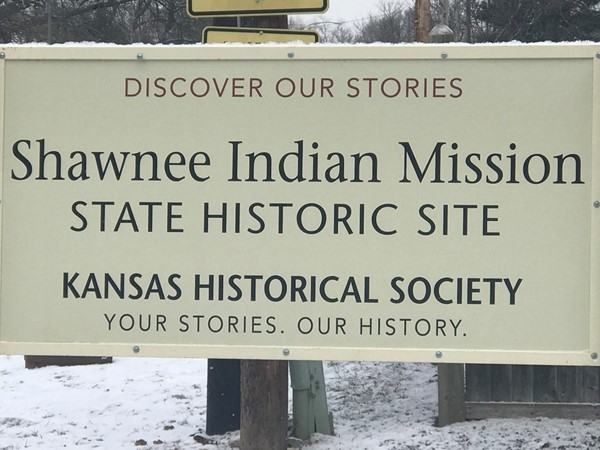 Shawnee Indian Mission Historical Site in Roeland Park