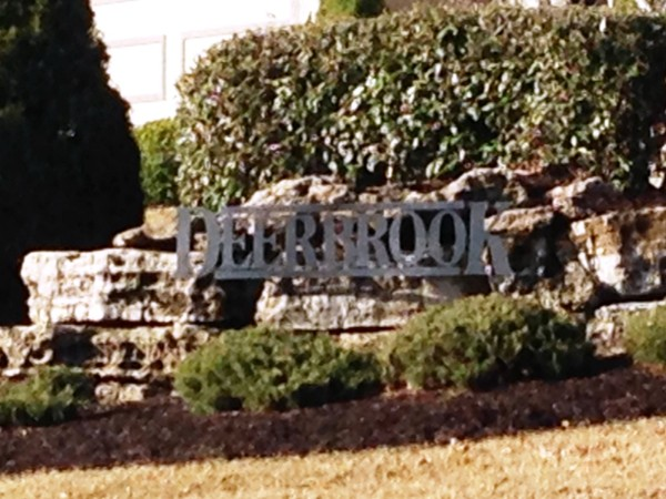 Deerbrook subdivision, Overland Park
