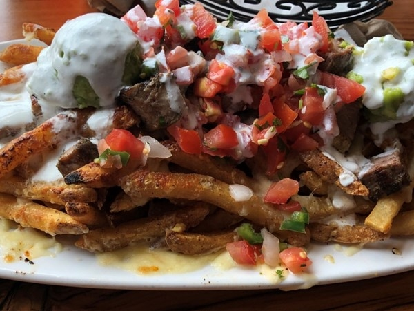Mission Taco Joint - Carne Asada Fries! To share or not to share, either way just enjoy