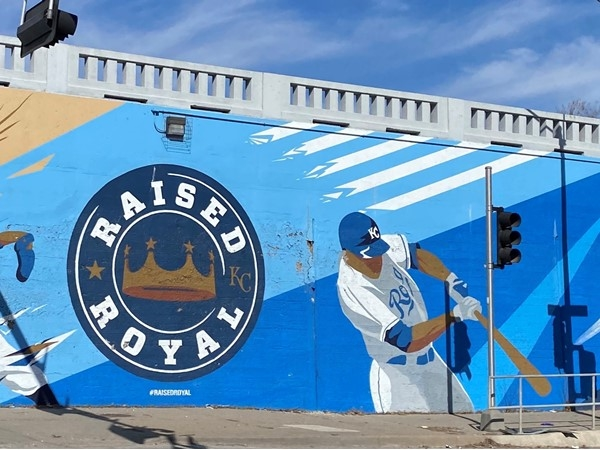 The Kansas City Royals home opener was delayed to July 31 this year
