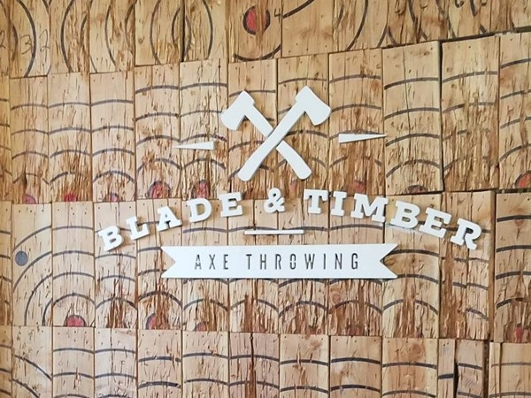 Blade and Timber- Great family fun