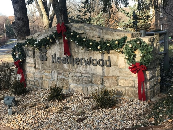 Heatherwood Subdivision keeps you in the holiday spirit