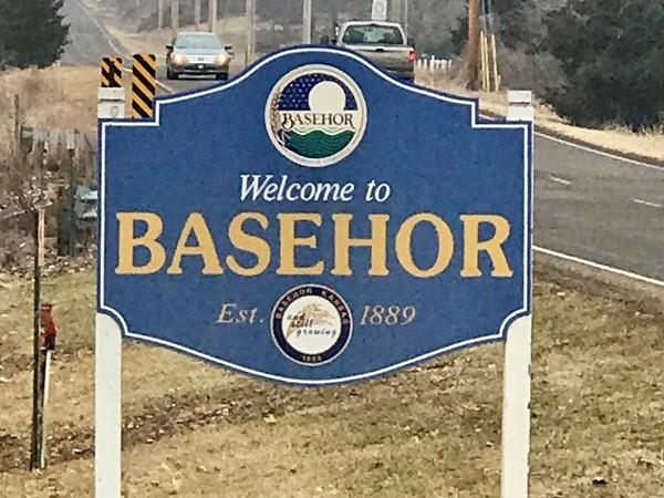 Welcome to Basehor, Kansas
