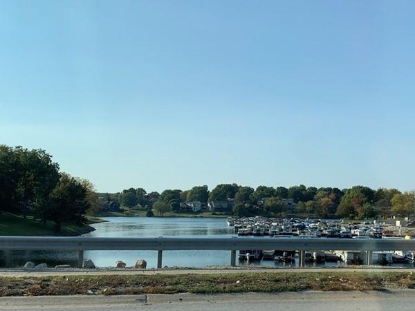 Nice day at the lake in Lakewood