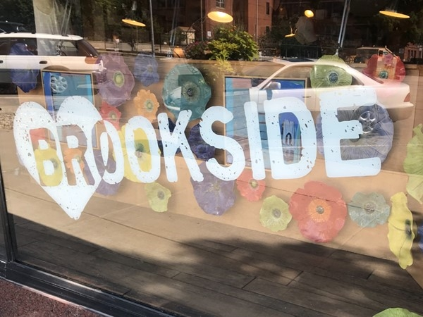 Colorful Brookside