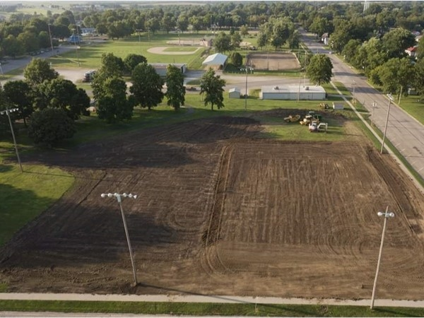 New soccer fields coming to you in Higginsville