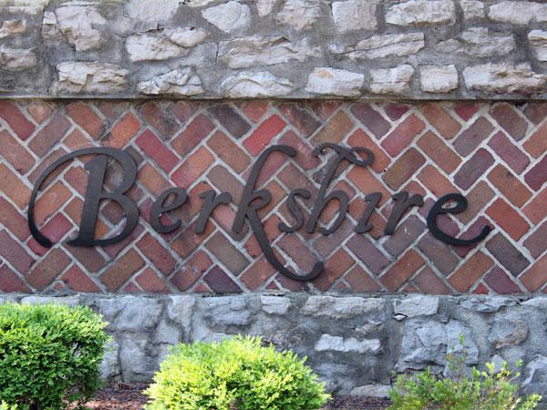 Berkshire: Homes from $250K - $1.3 million.