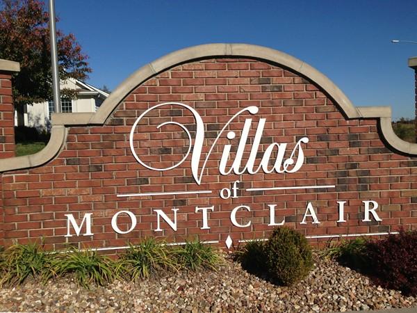 Villas of Montclair.