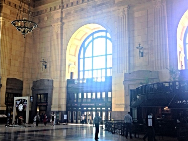 Kansas City's Union Station is an awe-inspiring architectural masterpiece