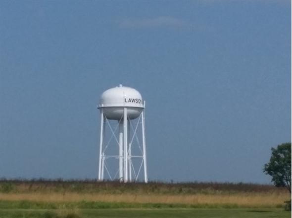 Lawson watertower
