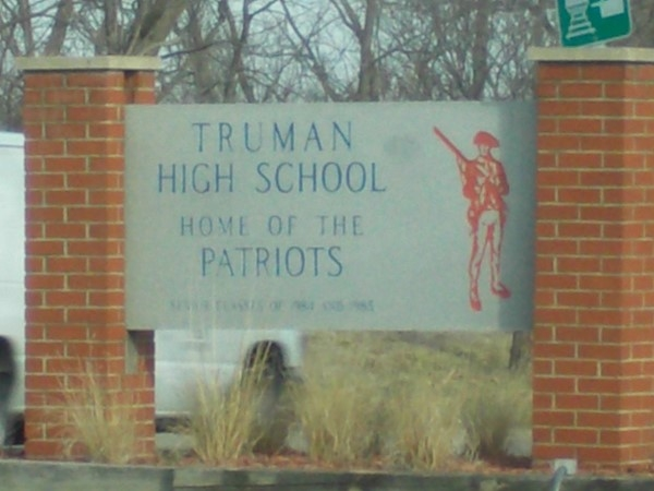 Truman High School is named after our 33rd President - Independence's own Harry S. Truman