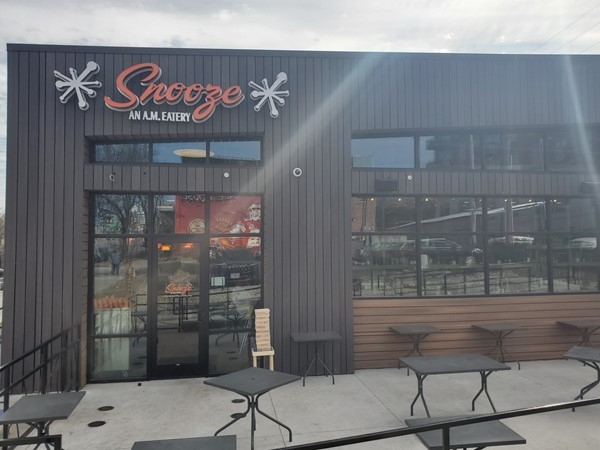 There are so many cool places to eat in Midtown Kansas City