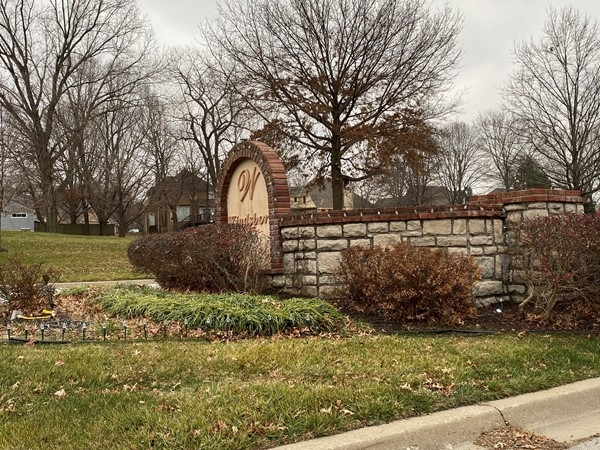 Windsboro entrance