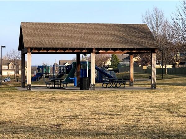 Stone Creek Park is within walking distance from Pumpkin Ridge