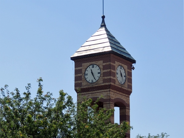 Overland Park Clock Tower
