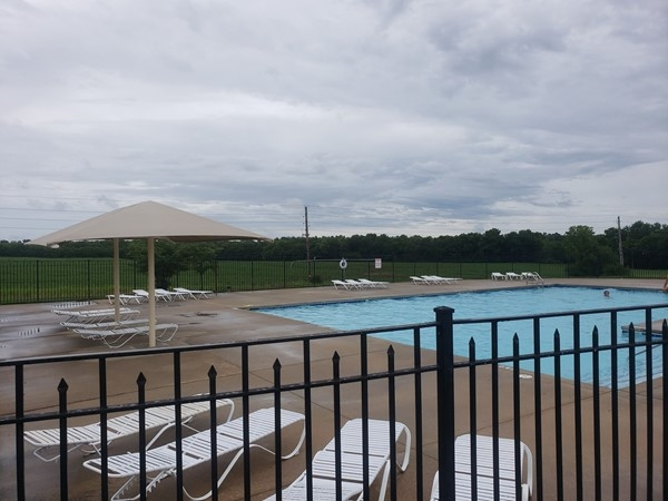 Eagle Creek pool with clubhouse and two pools located in this upscale neighborhood