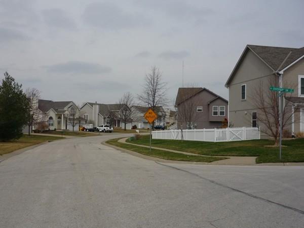 Northeast Summerfield Drive from Northeast Overbrook Drive