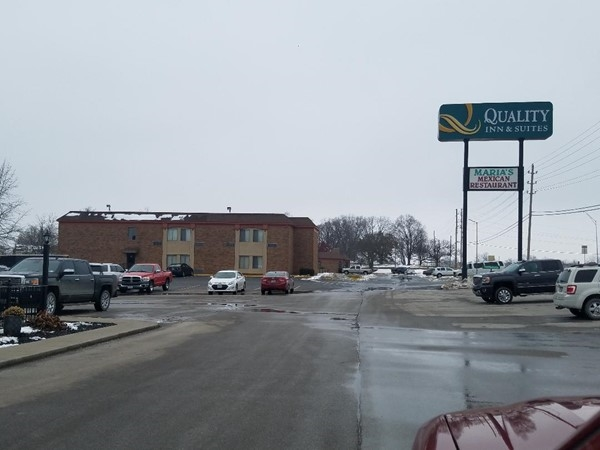 Quality Inn is one of the many hotels located in Platte City