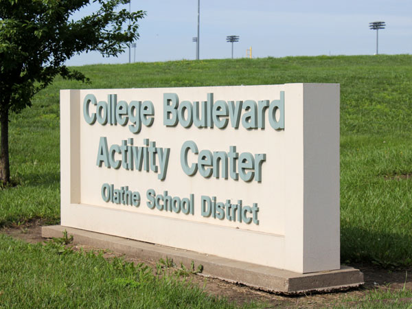 College Boulevard Activity Center.