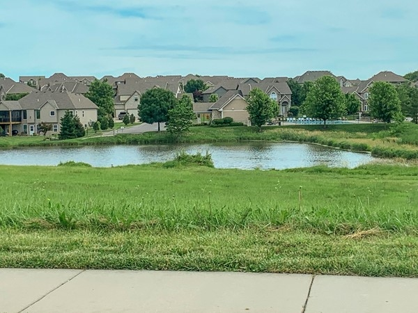 Staley Hills pond