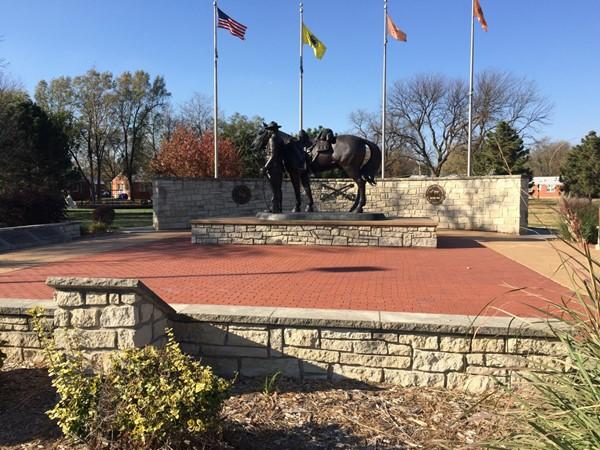 Buffalo Soldier Memorial