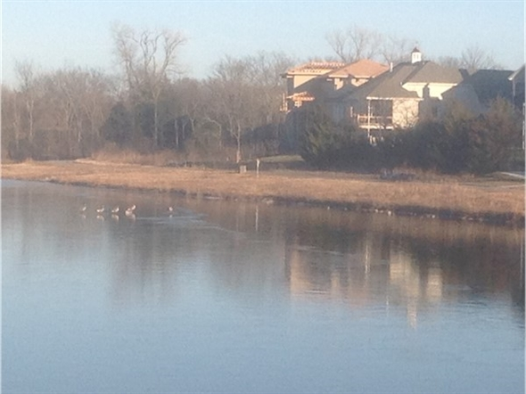 Can you see yourself living here?  Mize Lake near Canyon Creek