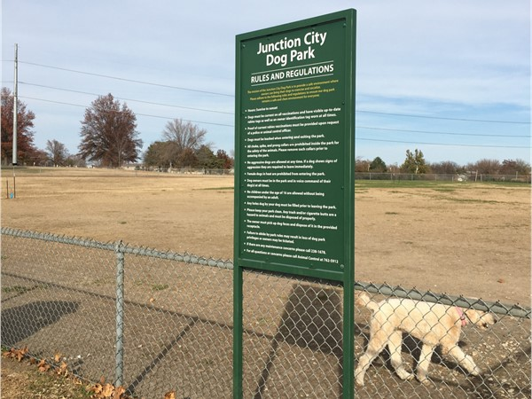 Junction City Dog Park