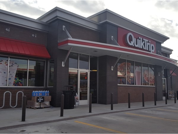 Lovin' our new QT at 45 and 9 Highways. Super convenient