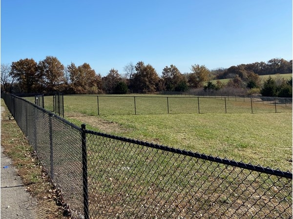 New dog park will make for yet another great recreational attraction in Smithville