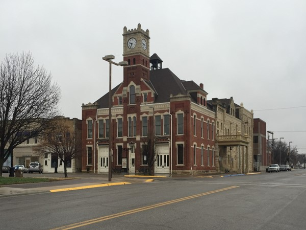 Opera House in Downtown Junction City