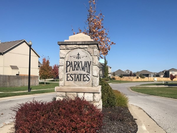 Welcome home to Parkway Estates