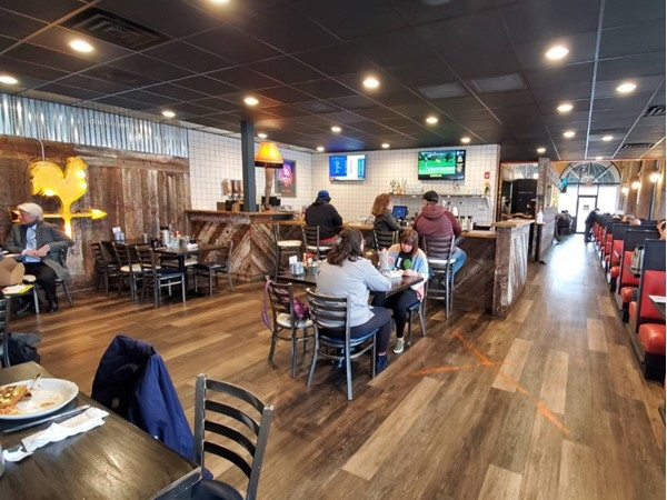 Shack is a great breakfast location in Overland Park