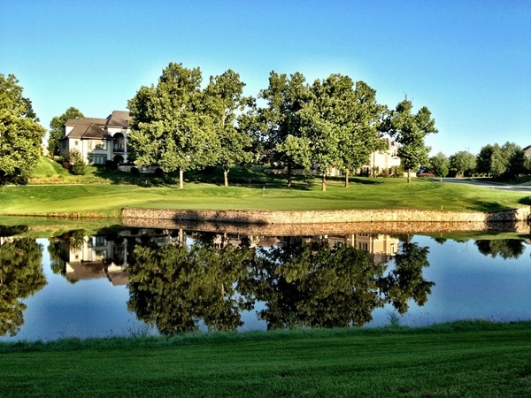 Homes at The National are nestled in a championship golf course embracing its natural surroundings