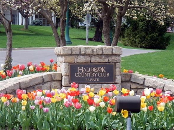 Springtime in Hallbrook