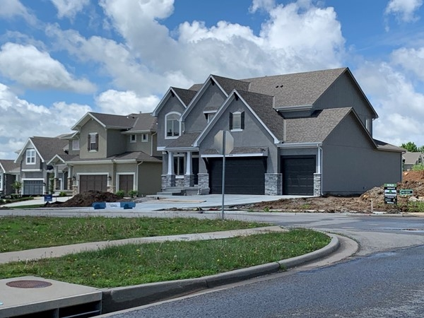 Hills of Forest Creek Estates - new construction