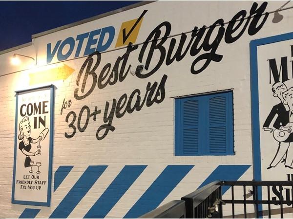 Nothing beats the Westport Flea Market! Nostalgia on a bun