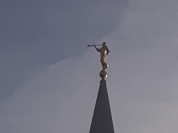 High over Liberty