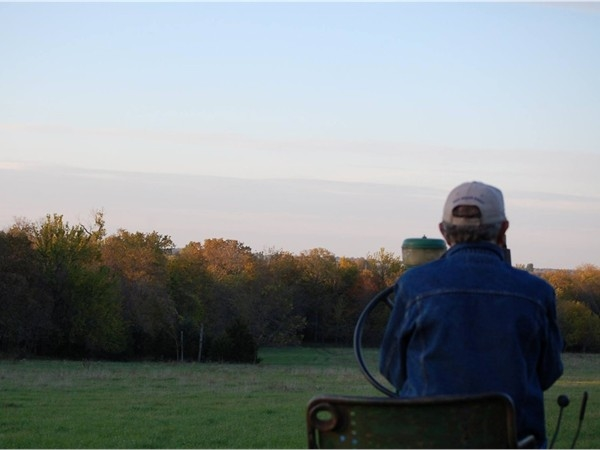 Enjoy the scenery on a beautiful fall day