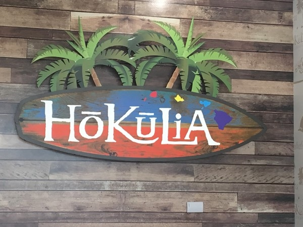 Hokulia is now open!  This is the best summer treat-shaved ice