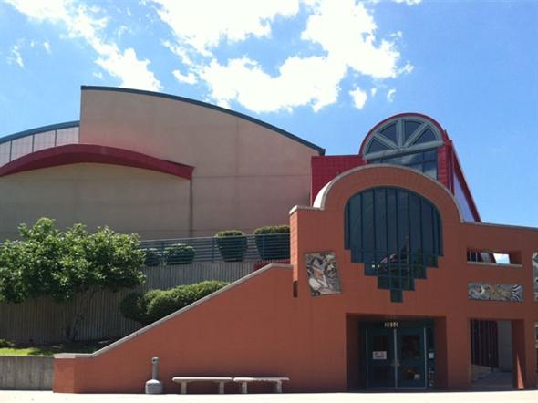 Tony Aguirre Community Center