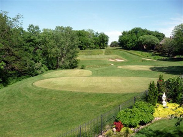 Great view of Ironhorse Golf Course