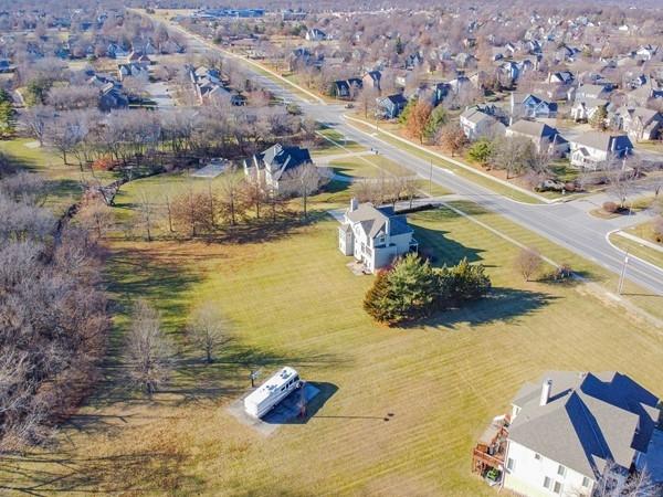 Copper Creek Estates in Olathe has large lots