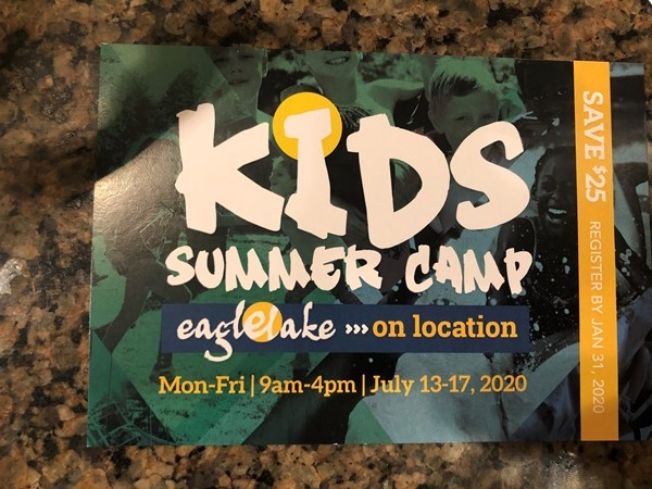 Awesome summer camp for kids 3rd thru 5th grade ... don't miss out