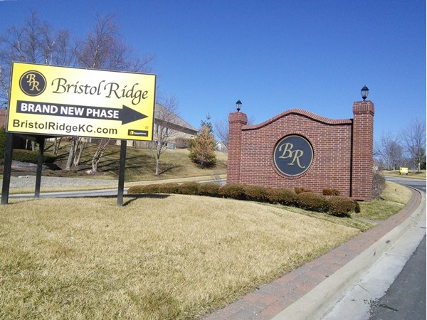Bristol Ridge in West Lenexa