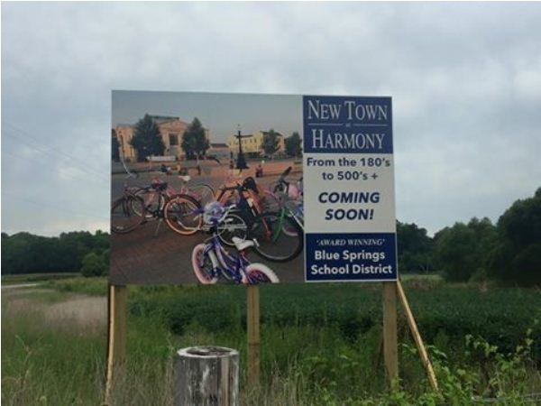 New Town at Harmony coming soon