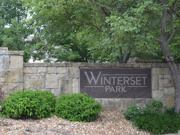 Winterset Park - A Beautiful Haven
